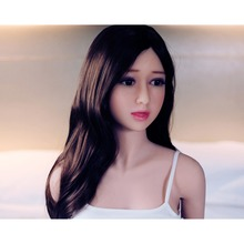 Buy Tpe Sex Doll Heads Men Realistic Japanese Silicone Doll Head Oral SexThe Sexual Dolls Real Life Adult Toy Can Oral Sex Top Q