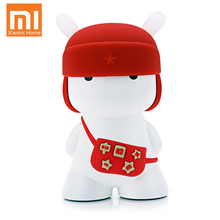 Original Xiaomi MINI MI Rabbit Sparkle Speaker Wireless Bluetooth 4.0 Speakers SD Card MP3 Music Player for Android iphone(China)