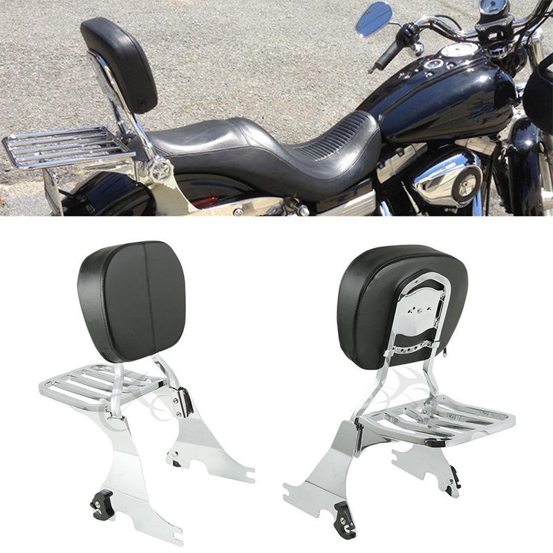 Steel Luggage Shelf Frame Rack for Harley 48 XL1200X 10-17 XL1200V 12-16 XL883N