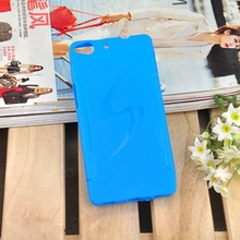 For Blu Life Pure L240 L240a L240i Case Soft TPU S Wave Anti-skid Cover Cell Phone Skin