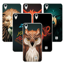 "For Doogee Homtom HT16 Case Cover Attractive Fashion Painting Protective Case For Homtom HT16 5.0"" Soft Silicone Coque Capa"