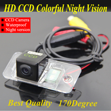 Hot Selling camera CCD car rear camera monitor parking system backup viewer auto camera for AUDI A3/A4/A5/A6L/A6/A8/Q7/S4/RS4/S5