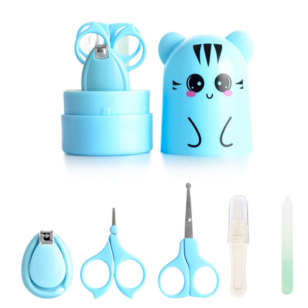 Nail Care manicure set newborn scissors manicure tools Children Child cutter baby pedicure mills manicure newborn kids clippers