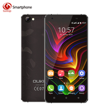 Original Oukitel C5 Pro 5.0 Inch Smartphone Android 6.0 MTK6737 Quad Core Mobile Phone 2GB RAM 16GB ROM Metal Frame Cell Phone