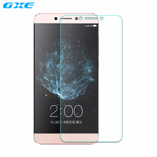 "GXE 2.5D 9H Premium Tempered Glass For Letv LeEco Le 2 Pro X25 X625 5.5"" Screen Protector protective film For Letv Pro2 Glass"