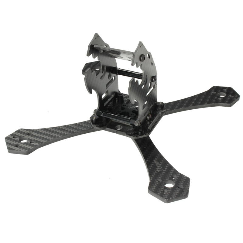 New Arrival  Realacc T190 190mm 4mm Arm 5 Inch Carbon FPV Racing Fiber Frame For RC Multicopter Part<br><br>Aliexpress