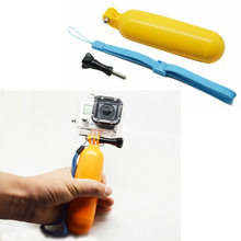 Buy GoPro Accessories Bobber Floating Handheld Stick Floaty Go Pro 4 3+ 3 2 1 SJCAM SJ4000 EKEN H9 Xiaomi Yi Action Camera for $1.85 in AliExpress store