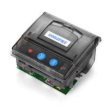 GOOJPRT QR203 58mm Mini Embedded Micro Receipt Barcode Thermal Printer RS232 / TTL USB Panel Compatible with EML203(China)