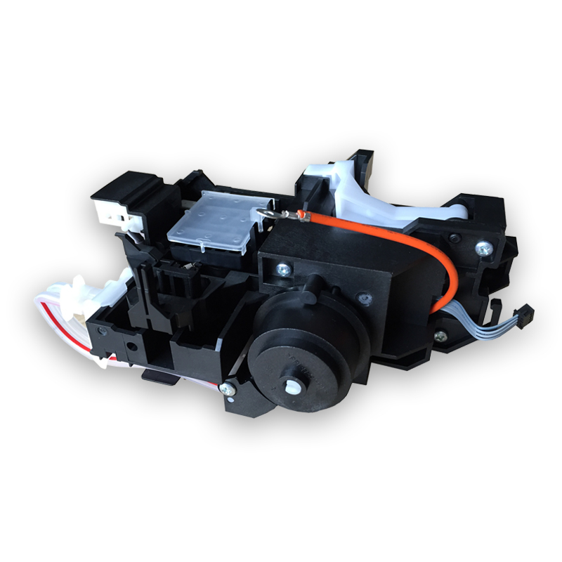 2017 New and original Ink pump cap assembly for epson R1390 R1400 Printer Pump As embly Ink System Assy on high quality<br>