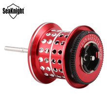 SeaKnight All Metal Spool Only For ELF 1200 & ELF II 1200 & ELF II 1200HG Shallow Spare Spool 18g 20mm*28mm(China)