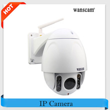 HD 1080P IP66 Waterproof 2.0MP P2P WiFi IP Camera IR-Cut Support TF Card ONVIF Security IP PTZ Camera for Outdoor WANSCAM HW0045