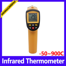 infrared thermometer temperature gun gm900 industrial digital thermometer prices   MOQ=1  free shipping