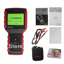 Big Discount----2017 Newly BST 460 Launch BST460  Battery System Tester Launch BST-460 Large inventory Shipping Free via DHL
