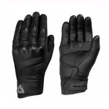 New Black S M L XL Revit Fly Motorcycle Short Gloves MotoGP M1 Racing Team Driving Gloves Genuine Leather Motorbike Gloves