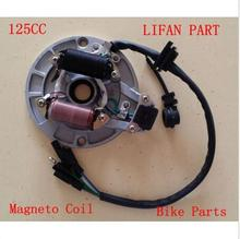 2-coil 70 90 110 125 cc Magneto Stator Plate Dirt Pit Bike ATV Go Kart(China)