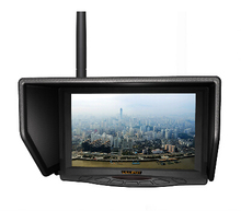 "LILLIPUT 7"" 329/W FPV Monitor Single 5.8Ghz AV Receivers 4 Bands And Total 31 Channels For Fat Shark(China)"