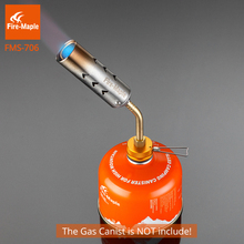 Fire Maple Superpower Torch Flame Gun Blowtorch Cooking Butane gas-Burner Lighter Heating Welding gas burner flame 159g FMS-706(China)