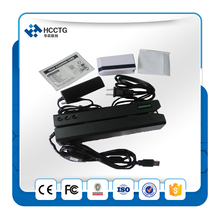 MSR HCC605 All-in one Hi-Co & Lo-Co 1&2&3 Tracks Card Reader /Magnetic Card Reader Writer