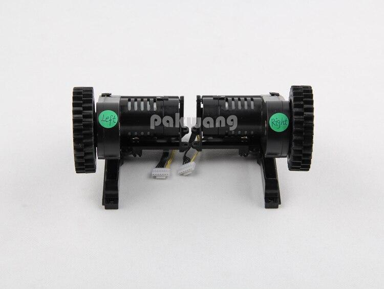 Original Robot vacuum A380 wheels, left wheel and right wheel<br><br>Aliexpress