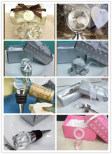 20pcs/lot crystal wedding gifts crystal baby shower party giveaway gift souvenirs for guest