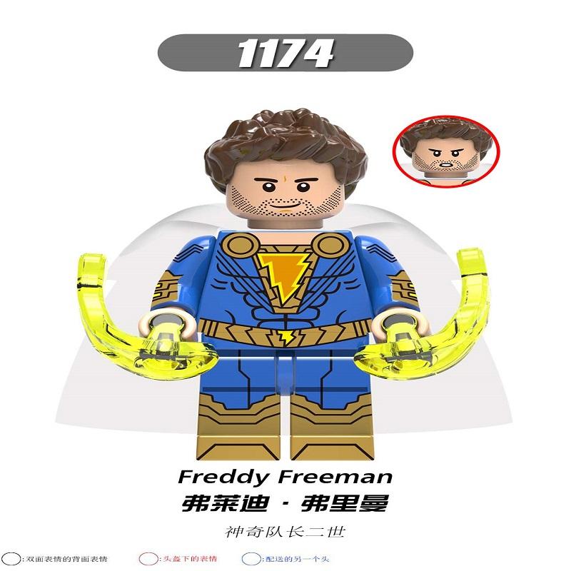 XH1174(·-Freddy Freeman)