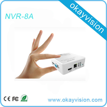 Support 3G Smartphone Surveillance and Wifi H.264 High Compatibility New Arrivals Cheap Mini NVR The latest Hot Selling NVR
