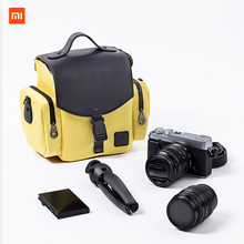 Buy Xiaomi Ecological chain brand UREVO Travel light Mirrorless Camera Bag Waterproof Camera Storage Bag Removable Shoulder Strap for $50.99 in AliExpress store
