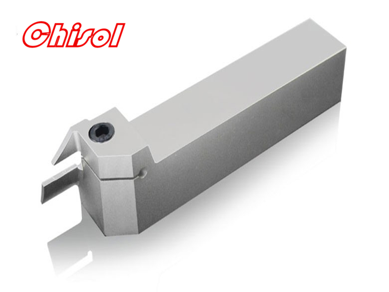 free shipping high quality cnc lathe cutting tools surface grooving tool holder QFFD2525L17-48H for carbide inserts ZTFD0303-MG<br>