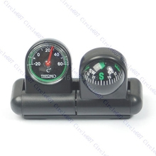 Thermometer Boats Cars Vehicles Navigation Compass Ball Thermometer M216 HOT SALE M126 hot sale