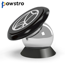 UF-A Magnetic Car Phone Holder Rotary 360 Degree Car Mount Bracket Magnet Stand For iPhone iPad Android Phone Tablet