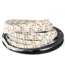 SMD3528 DC5V USB LED Strip Light 50CM 1M 2M 3M 4M 5M TV Background Lighting Flexible String Light Non-waterproof Decorative Lamp(China)