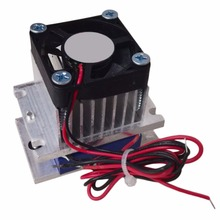 NEW Semiconductor Refrigeration Water Cooling System Practical Quicker Fasteners Cold Acquisition System Free Shipping