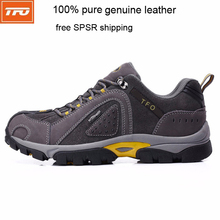hiking shoes men plus size outdoor sport shoes plus size trekking shoes men plus size(China)