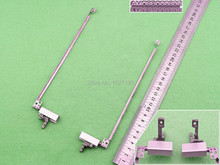 New Laptop Hinges for HP Elite Book 2530P PN: AM03B000A00 AM03B000B00 Repair Notebook Left+Right LCD Screen Hinges(China)