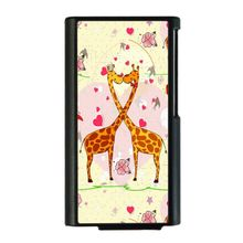 For iPod Nano7 Cartoon back cover case, Cute deer / Duck design Hard PC Case For Apple iPod Nano 7 nano7