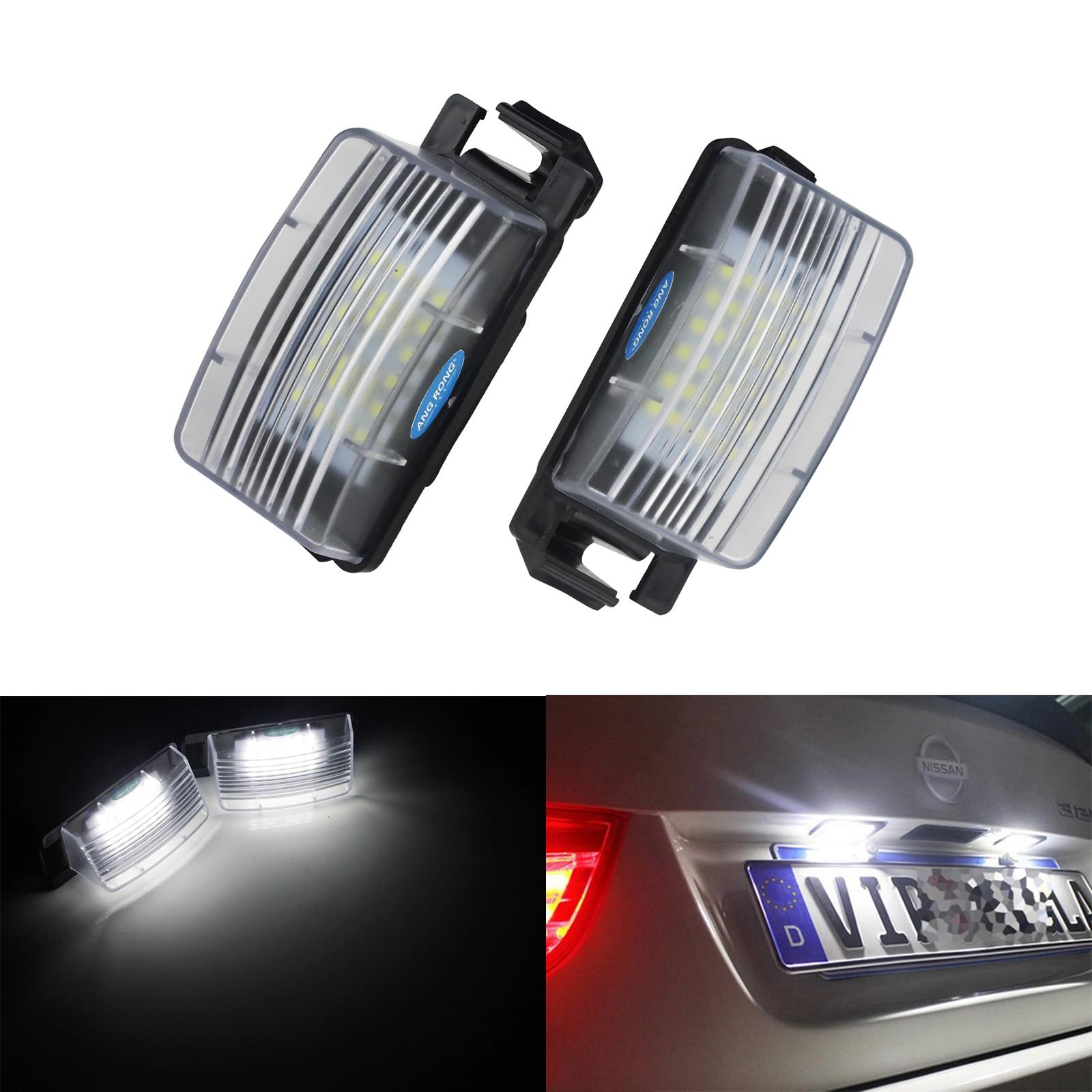 2x Fits Nissan GT-R R35 Genuine Osram Original Side Indicator Light Bulbs Pair