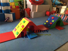 indoor soft playground equipment ,kids toddler soft play CIT-RT073-12