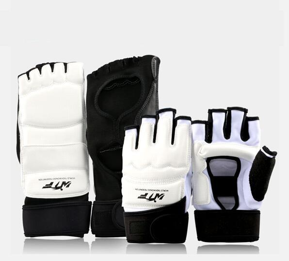 WTF Taekwondo Adult Child Arm Guard Ankle Support Palm Gloves Foot Protectors Professional Uniform Comfortable<br><br>Aliexpress