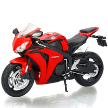 Motorcycle Models CBR1000RR Red&Black1:12 scale Alloy metal diecast models motor bike miniature race Toy For Gift Collection