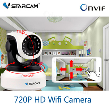 VStarcam Wifi IP Camera 720P HD Wireless Camera CCTV Onvif Video Surveillance Security CCTV Network Camera Infrared IR