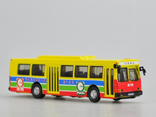Special offer Out of print Rare 1:76 Hong Kong General Model Alloy Bus Model TVB Painting Favorites Model(China)