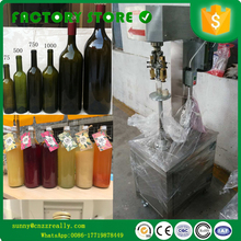 bottle capping making machine for water,soda,plastic , metal bottle(China)