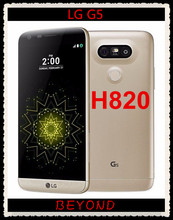 "LG G5 H820 Original Unlocked GSM AT&T 4G LTE Android Quad Core RAM 4GB ROM 32GB 5.3"" 16MP Mobile Phone"