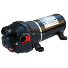 SURFLO KDP-42 DC electric high flow pressure pump 24V 17L/min 160psi for Livestock&poultry cooling Dispensing&transfer of liquid