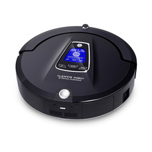 A335 Intelligent Robot vacuum cleaner from Home,Schedule, 2-way Space Isolator, UV lamp, Auto recharge Vacuum Cleaner Robot