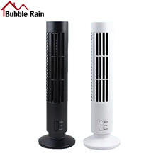 Bubble Rain A60 USB Mini Bladeless Fan No Leaf Air Conditioner Cooling Cool Desk Tower Fans for Home School Office Ventilateur