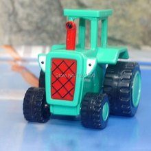 Brand New Bob The Builder Toys Tractor Travis Diecast Metal Magnetic Car Toy For Children/Gift
