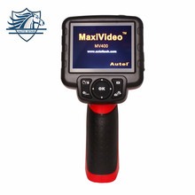 Lowest price + High quality 2017 Autel Maxivideo MV400 Digital Videoscope with 8.5mm Diameter Imager Head Inspection Camera