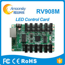 rv908m receiving card led panel light rgb wall led pixel video wall controller(China)