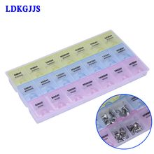 Mobile Phone Repair Tool Box Tool Boxes Electronic Parts IC Chip Screw Storage Case(China)